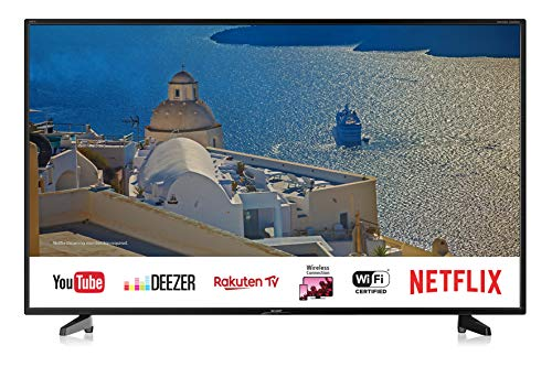 Sharp Aquos  LC-50UI7422E Smart TV da 50'' UHD 4K HDR , suono Harman Kardon
