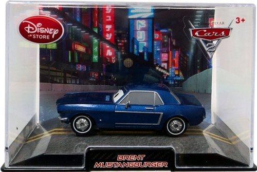 Disney Pixar Cars Exclusive 1:48 Die Cast Car Brent usato  Spedito ovunque in Italia