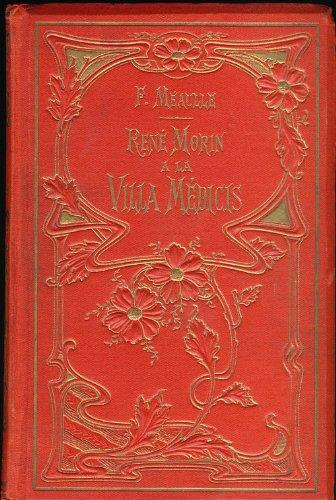 Reli - Ren morin  la villa mdicis (ecole de rome)