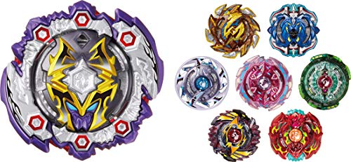 TAKARA TOMY Beyblade Burst B-125 Vol.12 Random Booster Dead Hades.11T.Z' (12 Beyblade)