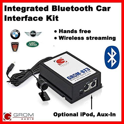 GROM Audio BT3 Integrierte Bluetooth Car Kit für BMW & Mini (zurück von Funkzubehörteil) Bmw Bluetooth-kits