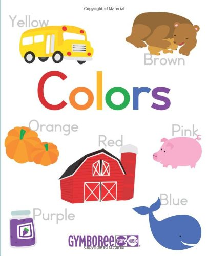Colors (Gymboree Play & Music)