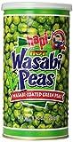 Hapi Hot Wasabi Peas (wasabi recubiertos guisantes verdes) 280G