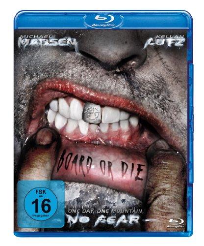 Preisvergleich Produktbild Board or Die [Blu-ray]