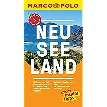 MARCO POLO Reiseführer Neuseeland: inklusive Insider-Tipps, Touren-App, Update-Service und NEU: Kartendownloads (MARCO POLO Reiseführer E-Book)