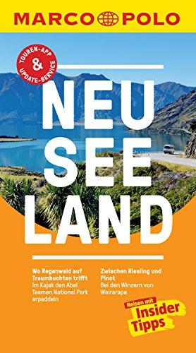 MARCO POLO Reiseführer Neuseeland: inklusive Insider-Tipps, Touren-App, Update-Service und NEU: Kartendownloads (MARCO POLO Reiseführer E-Book) Cooks Land Kindle