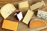 Käseplatte 'Probierpaket Überraschungsauswahl - PETITE' 6 - 8 Sorten Käse = 1000g - Grußkarte GRATIS - Ideales Geschenk / Geschenkset / Präsent (Weihnachten Geburtstag Valentinstag...