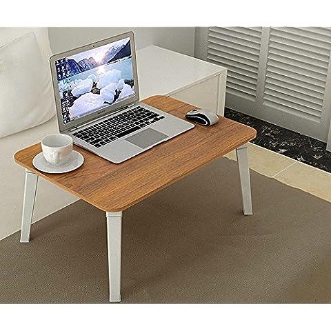 uzi-lazy persone benessere pieghevole portatile tavolo Per Letto, Tavolo di raffreddamento Lazybones, tre colori opzionale c