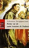 Petite Vie de Saint Antoine de Padoue par Strappazon