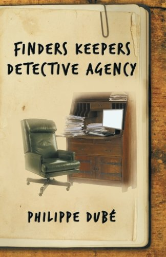 Finders Keepers Detective Agency