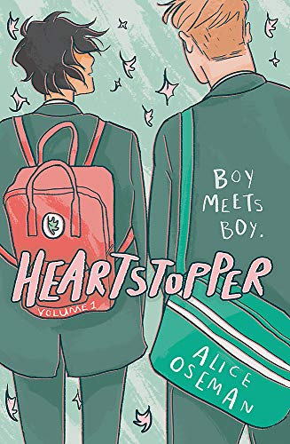 Heartstopper editado por Penguin