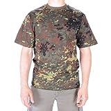 Mil-Tec Leichtes US Army Tarnshirt(Flecktarn/S)