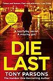 Die Last (DC Max Wolfe) by Tony Parsons