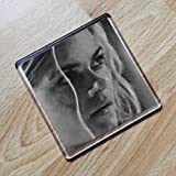 Seasons RACHEL BILSON - Original Art Coaster #js002