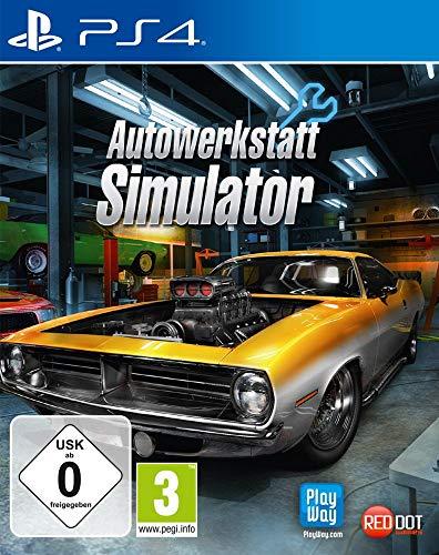 Autowerkstatt Simulator [Playstation 4] (Ps4 Spiele)