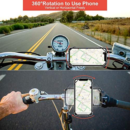 Zoom IMG-1 emooqi porta cellulare per bici