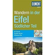 DuMont aktiv Wandern in der Eifel Südlicher Teil (DuMont Wanderführer)