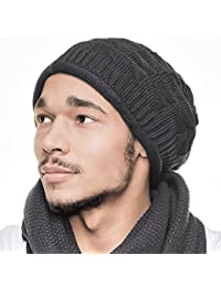 Distressed - Ripped Ballonmütze Slouch Long Beanie