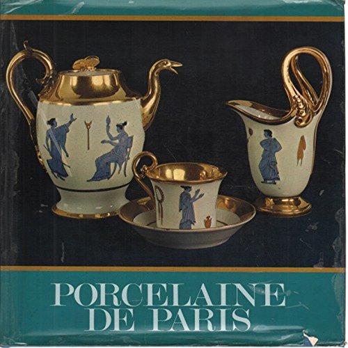Porcelaine de Paris 1770 - 1850