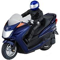TakaraTomy Yamata iRC bike Majesty C R/C Motorcycle Blue - Compare prices on radiocontrollers.eu