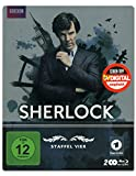 Sherlock Staffel 4 (Limited Steelbook Edition) [Blu-ray]