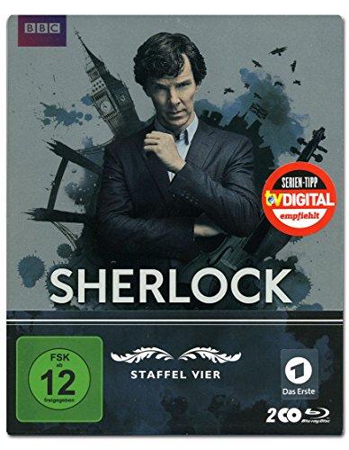 Staffel 4 (Limited Steelbook Edition) [Blu-ray]