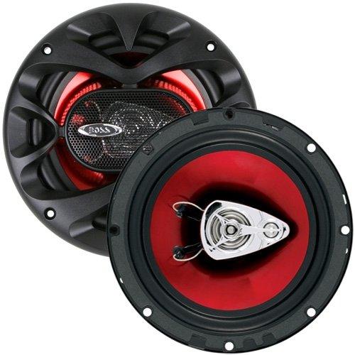 BOSS AUDIO CH6530 Chaos Exxtreme 4 Serie 3 Wege Lautsprecher 300 - Audio Car Boss
