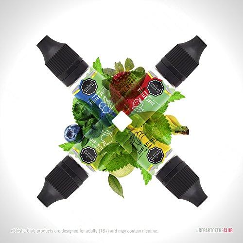 KNUQO-STELLAR-Juice-25ml-Kirsche-Cola-Geschmack-e-Zigarette-e-Shisha-eLiquid-Flasche-Wiederaufladbare-Elektronische-Zigarette-Liquid-Nikotinfrei-e-Shisha-eShisha-Club