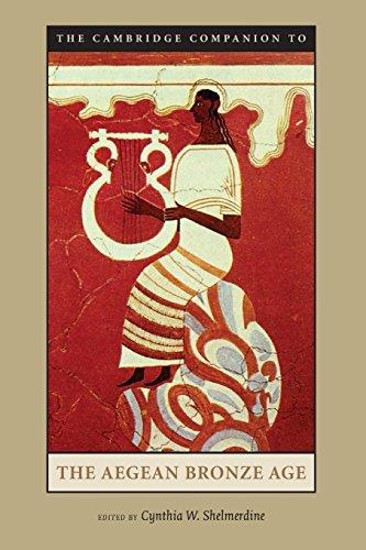 The Cambridge Companion to the Aegean Bronze Age by Cynthia W. Shelmerdine (2008-10-16)