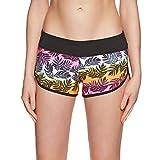 Hurley Phantom Sig Zane Moorea Beachrider Girls Boardshorts Small Hyper Pink...