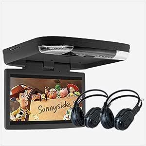 Tunez 39 6 Cm Hd Auto Dvd Player Auf Dem Dach Elektronik