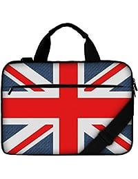 Reino Unido Inglaterra GB Bolsa de la Compra con dise/ño de Robin Ruth de Londres