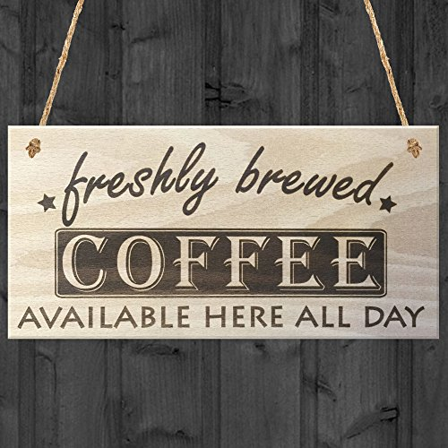 red-ocean-freshly-brewed-coffee-here-all-day-hanging-wooden-sign-shop-cafe-plaque