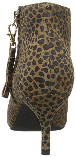 Shoe the Bear Agnete Leo, Bottes Classiques Femme Marron (130 Brown)