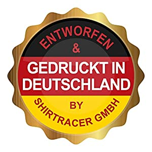 Shirtracer Hunde - Die mit dem Mops läuft - Unisize - Naturweiß - WM110 - Turnbeutel & Gym Bag