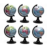 Perpetual Bliss™ (Pack Of 6) Globe, L 12 B 12 H 16, Return Gifts For Kids Birthday Party (for More Gifts Search For Perpetual Bliss™)