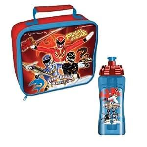 Power Rangers Megaforce Lunch Bag & Sports Bottle Set
