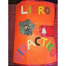 Libro didáctico - Libro sensorial- Libro de actividades- Libro educativo- Quiet  book 5d9c79ab42d