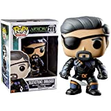 Funko Pop! Television #211 Arrow Deathstroke Unmasked (Hot Topic Exclusive) by Khamchaii
