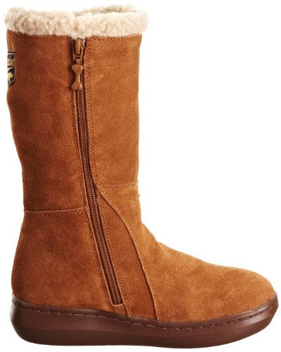 Rocket Dog Slope, Boots femme Beige (Chestnut)