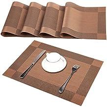 Tischsets Abwaschbar suchergebnis auf amazon de für platzdeckchen abwaschbar