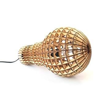 Suck Uk Wooden Bulb
