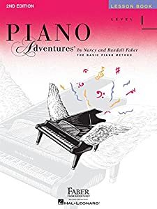 Faber Piano Adventures: Level 1 Lesson Book 2nd Edition