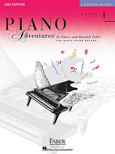 Piano Adventures®: Lesson Book - Level 1. Für Klavier (Piano Lessons Book 1)