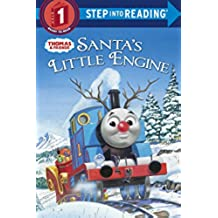 Santa's Little Engine (Thomas & Friends) (Thomas and Friends. Step into Reading Step 1)