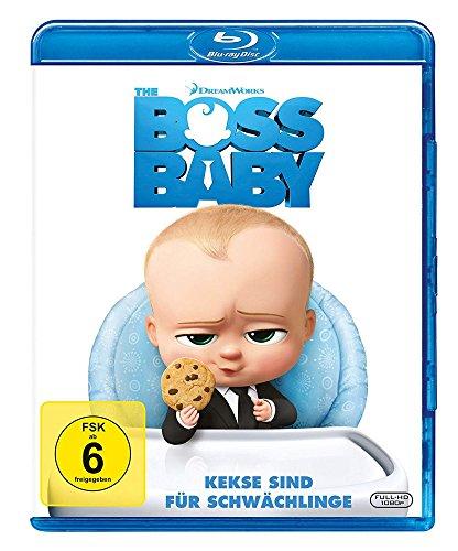 Bild von The Boss Baby [Blu-ray]