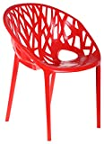 #8: AVON PLASTIC CHAIR - JAQUAR (PREMIUM) (PACK OF 4)