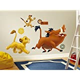 Asian Paints Nilaya The Lion King Giant wall stickers