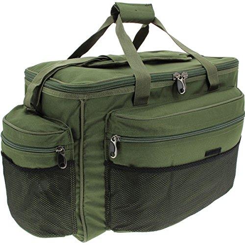 """g8ds® Carryall Tasche Large 93"""" 68 x 35 x 34 cm Allzwecktasche Karpfentasche Tackle Bag Angeltasche groß"""