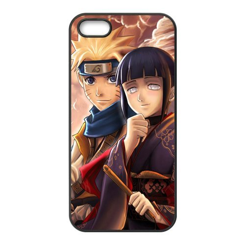 Coque pour iPhone 5S, étui TPU Soft Shell pour iPhone5, Apple iPhone 5s Hard Case, iPhone 5, Naruto Étui de protection Flip Coque pour iPhone 5 5S